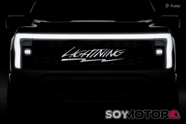 El Ford F150 Lightning eléctrico se presentó hace unos meses - SoyMotor.com