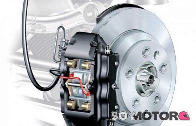 ABS Piezoeléctrico: una propuesta 50 veces más rápida - SoyMotor.com