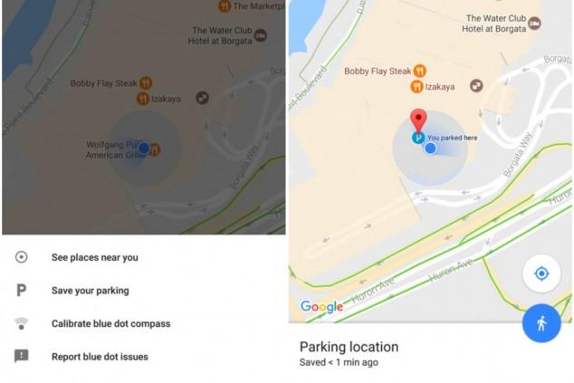 Funcionalidad de aparcamiento - SoyMotor.com