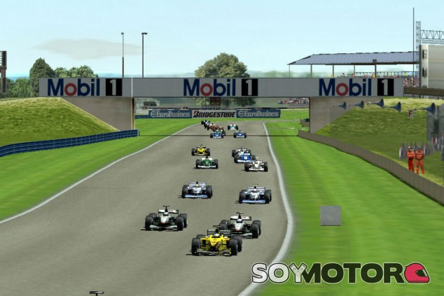 Los cinco mejores videojuegos de coches de los '00 - SoyMotor.com