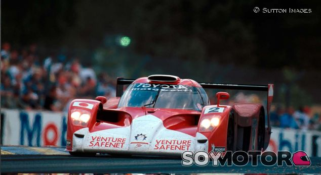 Toyota GT-One: excelencia sin recompensa - SoyMotor.com
