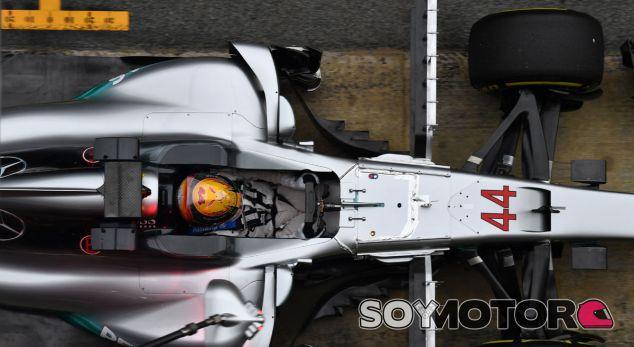 Test F1 2017: el trabajo de los equipos en la primera semana - SoyMotor.com