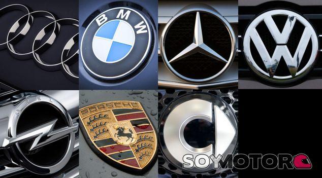 Historia de los logotipos I: Alemania - SoyMotor.com
