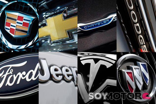 Historia de los logotipos VI: Estados Unidos