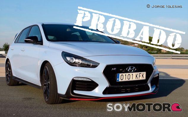 Prueba Hyundai i30 N Performance 2018: nuevo emblema en la memoria - SoyMotor.com