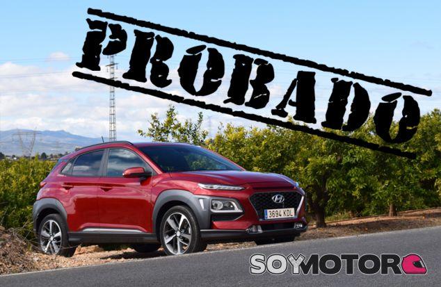 Prueba Hyundai Kona 1.6 T-GDI de 177 caballos: el anti-Juke ha llegado - SoyMotor.com