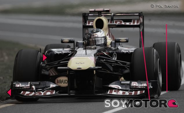 La técnica F1, a tu alcance: Los neumáticos, o cómo Pirelli arma jaleo