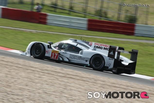 El Porsche de Webber, Hartley y Bernhard que ganó las 6 horas de Nürburgring - LaF1