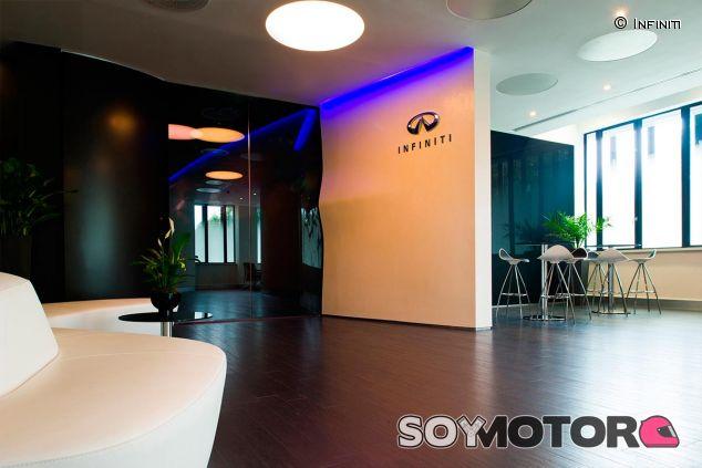 El laboratorio secreto de Infiniti - SoyMotor