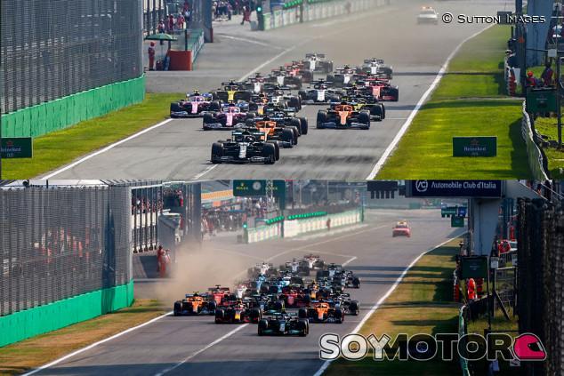 Insight F1 – GP de Italia 2020 vs. GP de Italia 2021: dos años, dos mundos - SoyMotor.com