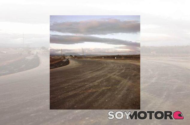 Construcción de la recta de meta - SoyMotor