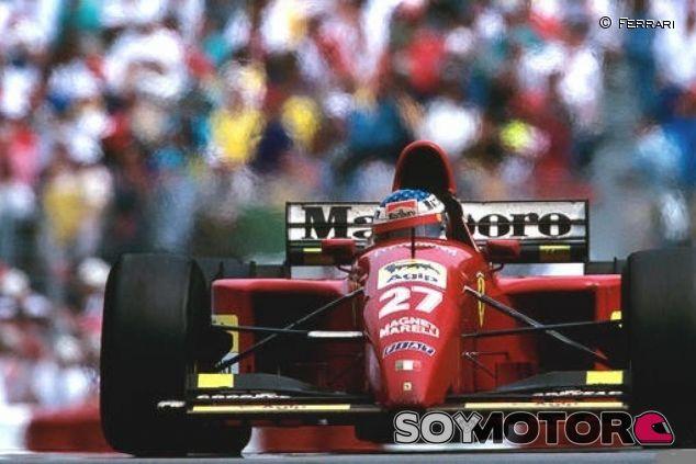 Jean Alesi en Canadá - LaF1.es