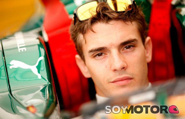 Jules Bianchi en 2011 - LaF1