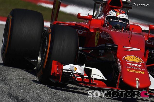 Kimi Räikkönen, hoy en Malasia - LaF1