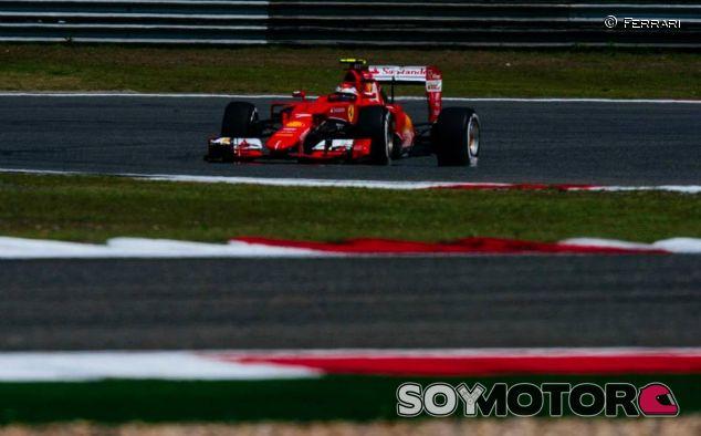 Ferrari continúa muy cerca de los Mercedes - LaF1.es