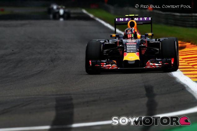 Danill Kvyat fue el piloto que marcó la mayor velocidad punta con el Red Bull: 345 km/h - LaF1