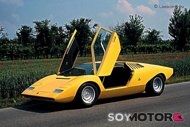 El prototipo LP500 se presentaba hace medio siglo en el salón de Ginebra - SoyMotor.com