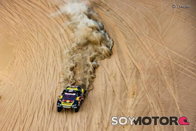 Sébastien Loeb y Daniel Elena en el Dakar 2019 - SoyMotor.com