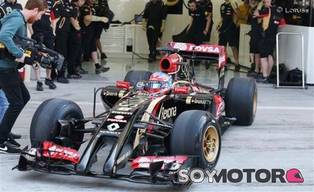 Analizamos en profundidad el Lotus E22