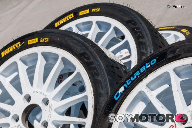 La magia de elegir bien los neumáticos en rallies