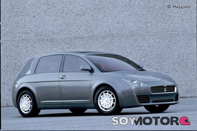 Se decidió por el formato de monovolumen ya que era la moda de la época - SoyMotor.com