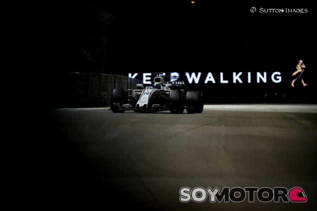 Felipe Massa en Singapur - SoyMotor.com