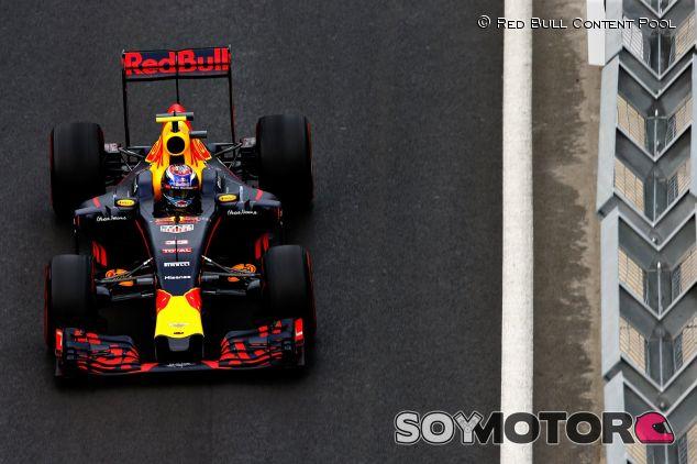 Quinta centralita electrónica para Verstappen - LaF1