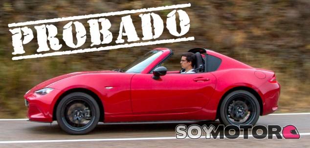 Prueba Mazda MX-5 RF 2017 -SoyMotor