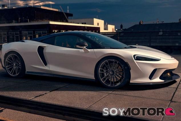 Uno de los últimos McLaren, el GT, preparado por Novitec - SoyMotor.com