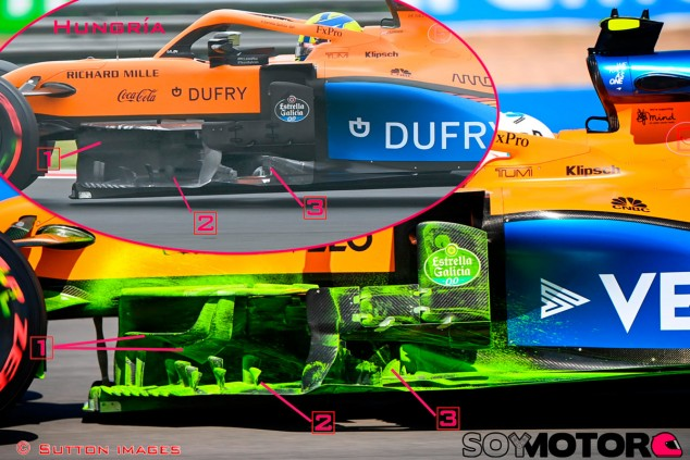 TÉCNICA: Las novedades del GP de Gran Bretaña F1 2020 - soyMotor.com