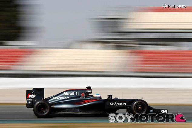 McLaren, con dudas tras la primera semana de test - LaF1
