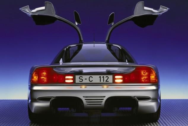 El C112 heredaba la silueta de los más icónicos de la marca - SoyMotor.com