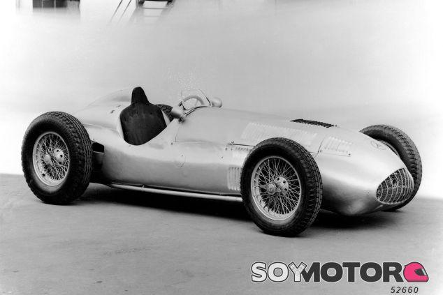 El Mercedes de la frontera - SoyMotor