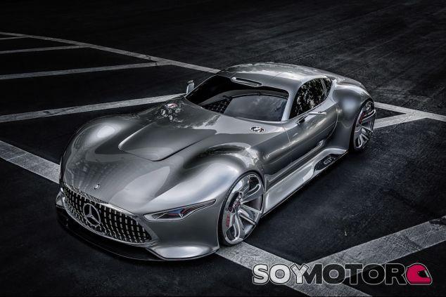 Hypercar de Mercedes - LaF1