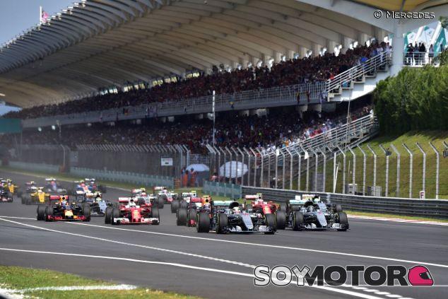 La salida volvió a marcar el desenlace del Gran Premio - LaF1