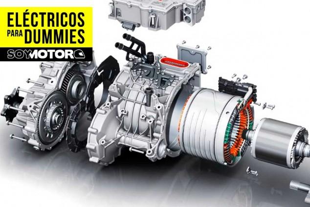 El motor de un coche eléctrico: tipos y funcionamiento