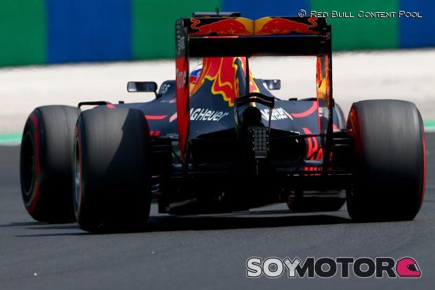 Verstappen realiza un cambio completo en su unidad de potencia - LaF1