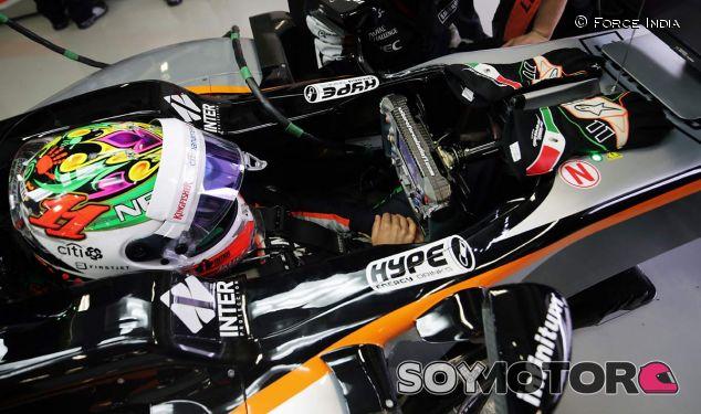 Cambio Motores GP de México F1 2016: Tranquilidad absoluta - SoyMotor.com