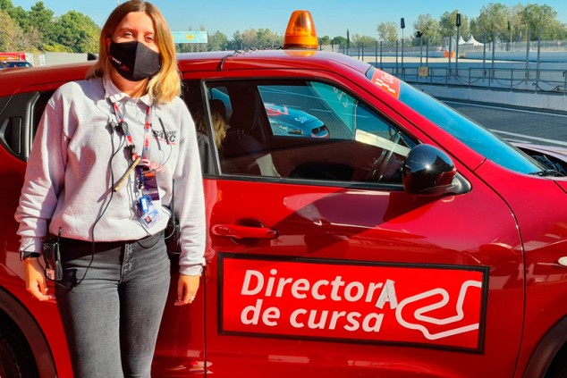 """Neus Santamaría: """"Si me das el trabajo sólo por ser mujer, no lo quiero"""" - SoyMotor.com"""