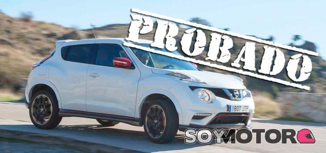 Prueba Nissan Juke Nismo RS - SoyMotor.com
