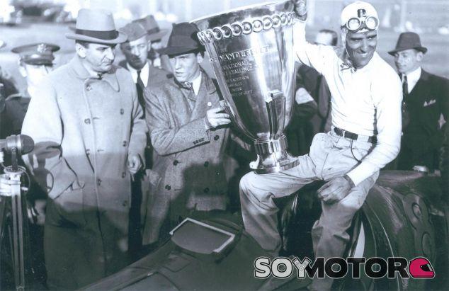 Tazio Nuvolari, vencedor de la edición de 1936 - LaF1