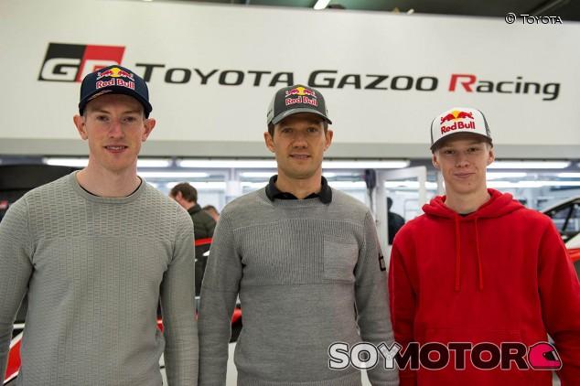 Toyota, o cómo formar un temible equipo tras perder al campeón - SoyMotor.com