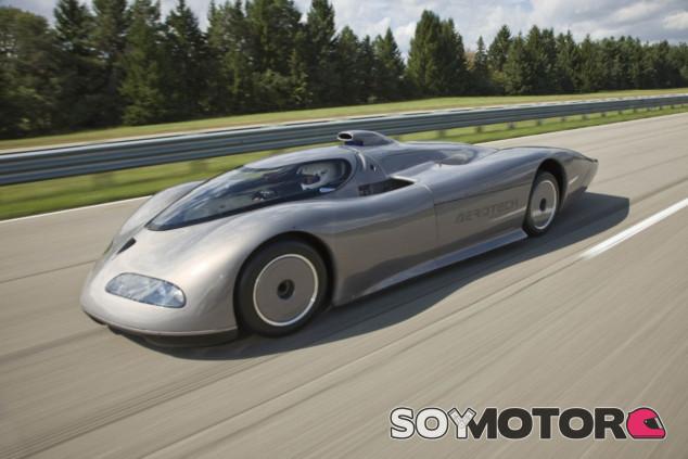 El Aerotech con motor Aurora recorrió 25.000 kilómetros a una media de 254.9 kilómetros/hora - SoyMotor.com