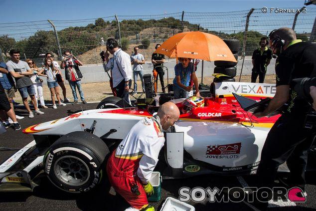 Pole Position para la Carrera 2 de Jerez - SoyMotor