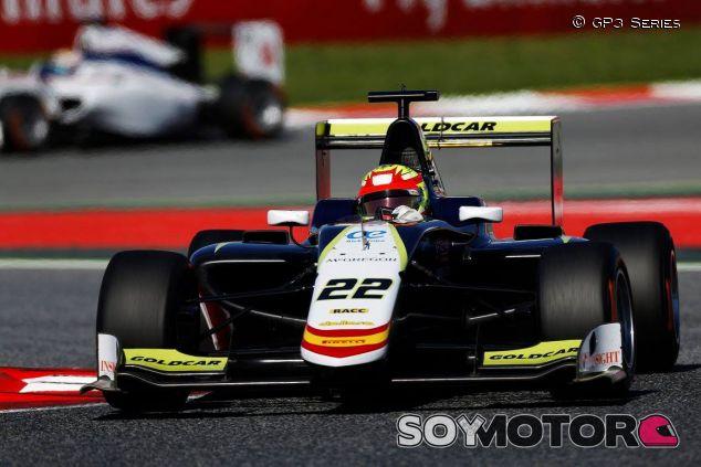 Alex Palou en el Circuit de Barcelona-Catalunya - LaF1