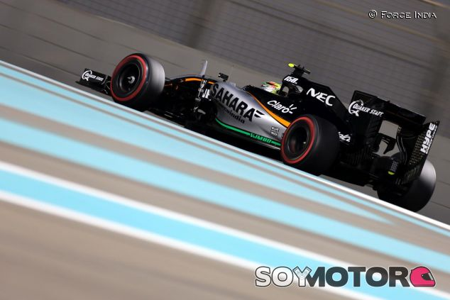 Force India apunta muy alto para la temporada 2016 - LaF1