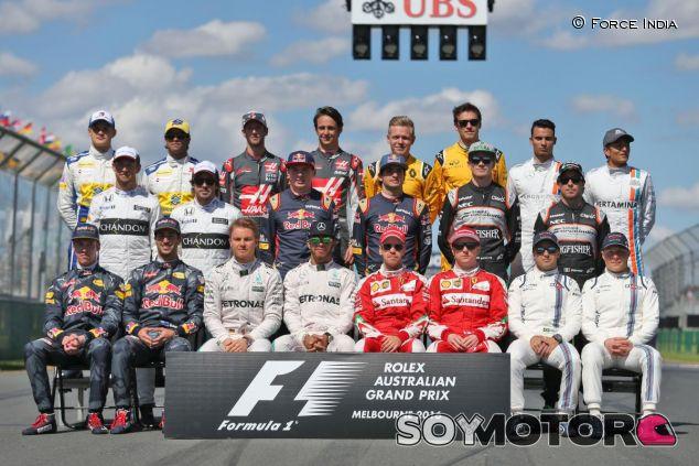 Los pilotos buscan su Status Quo en la primera carrera - LaF1