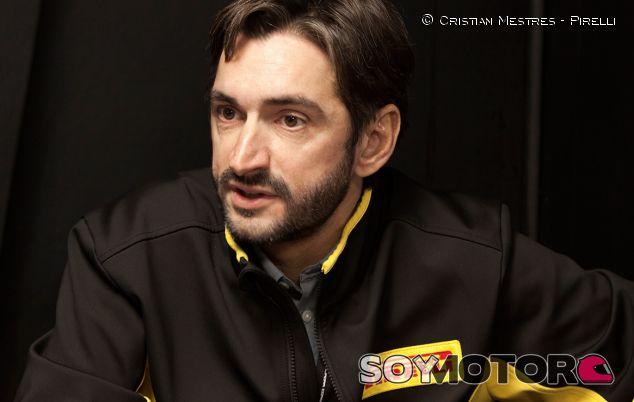 Entrevistamos al número dos de Pirelli Motorsport: Ernesto García Domingo - SoyMotor.com