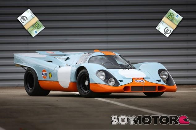 Te presentamos los cinco Porsche más caros de todos los tiempos - SoyMotor.com