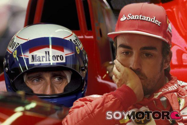 Alonso y Prost: ¿vidas paralelas? - LaF1